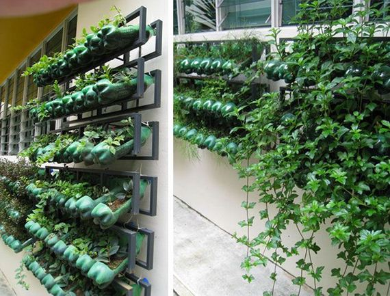 DIY Vertical Garden Ideas DIYCraftsGuru – Diy Vertical Garden Plans