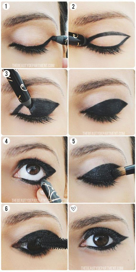 Awesome Eyeliner Tutorials You Need to Try