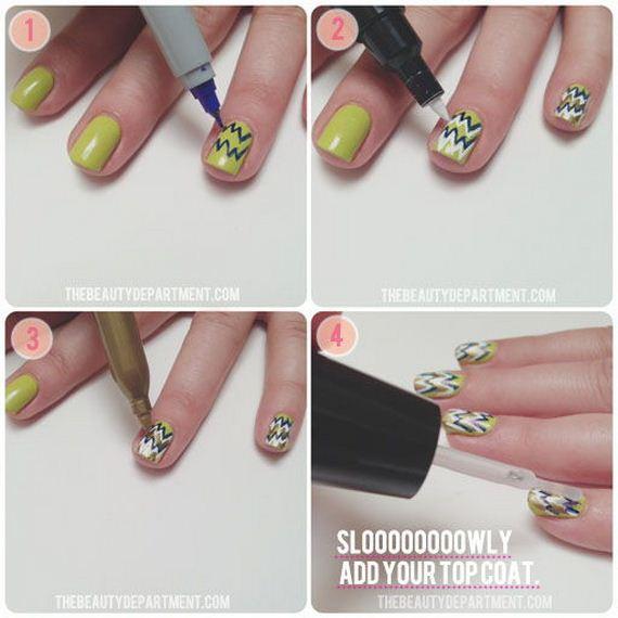 02-Nail-Tutorials-For-Short-Nails