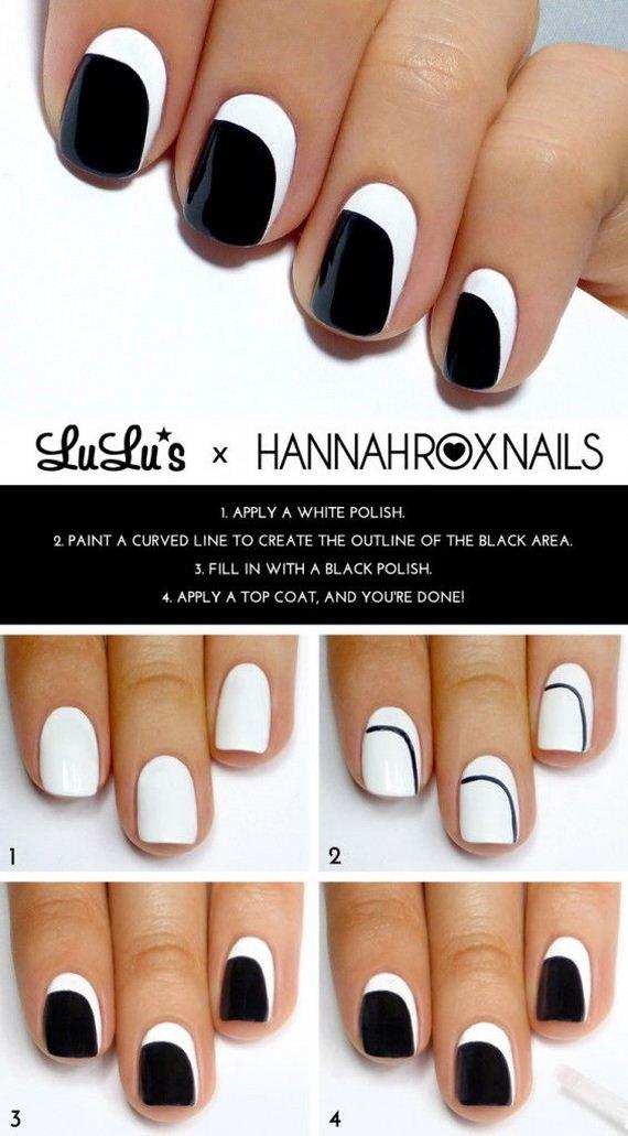04-Nail-Tutorials-For-Short-Nails
