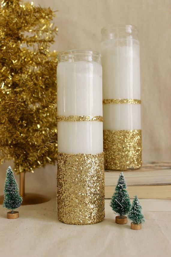 Diy candle and votive candle holder ideas diycraftsguru for Homemade votive candles
