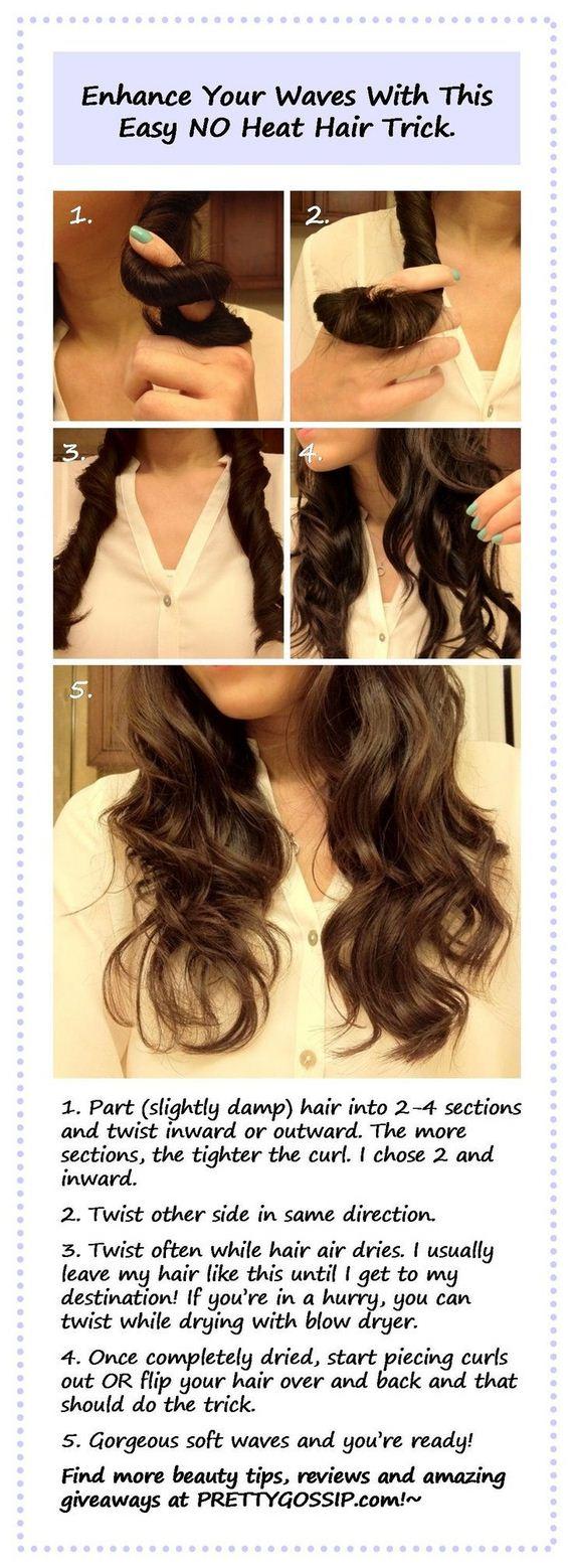 Pleasing Awesome Ways To Have Curly Hair Diycraftsguru Short Hairstyles Gunalazisus