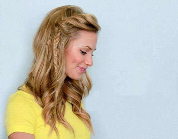 10-DIY-Side-Hairstyles