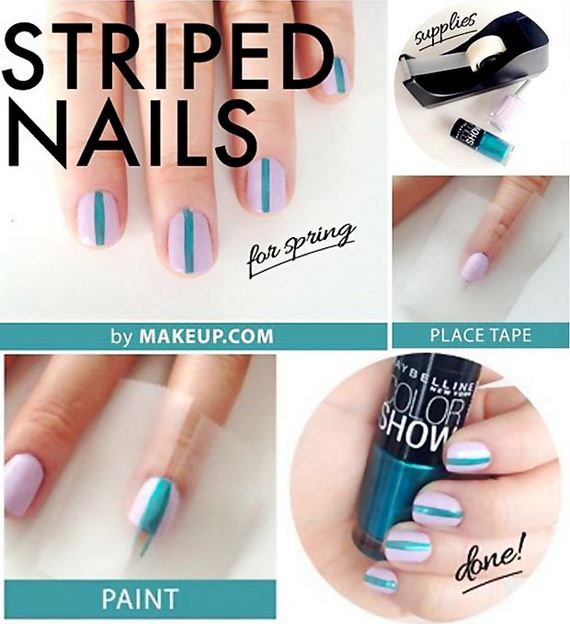 10-Nail-Tutorials-For-Short-Nails
