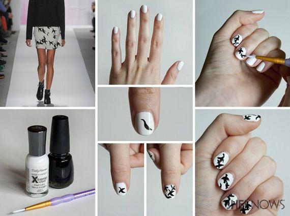 11-Nail-Tutorials-For-Short-Nails