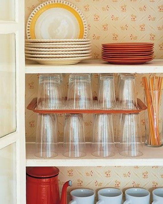 Kitchen Cabinet Lining Ideas - Kitchen