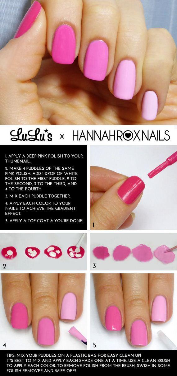 12-Nail-Tutorials-For-Short-Nails