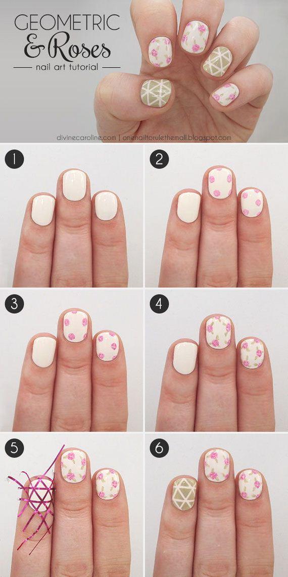 13-Nail-Tutorials-For-Short-Nails