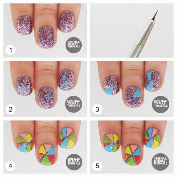 14-Nail-Tutorials-For-Short-Nails
