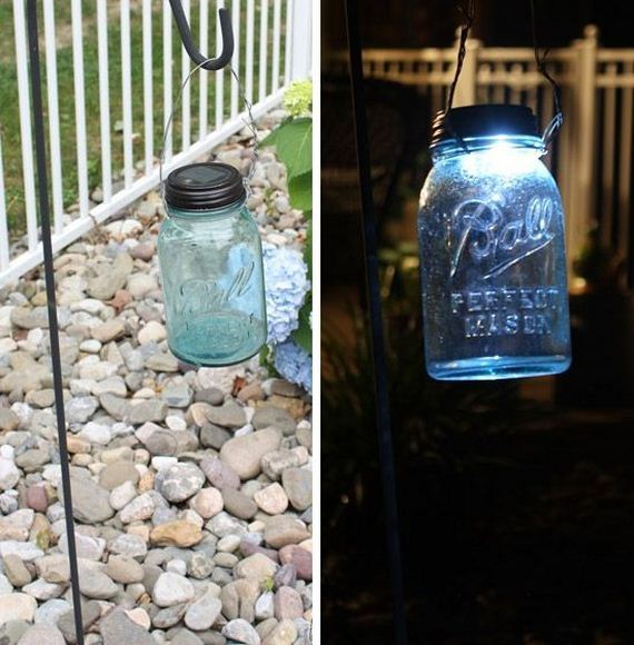 Diy outdoor solar lighting ideas outdoor designs amazing diy garden lighting ideas diycraftsguru mozeypictures Gallery