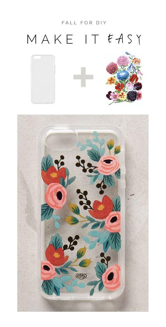 Diy phone cases diycraftsguru for How to make a homemade phone case