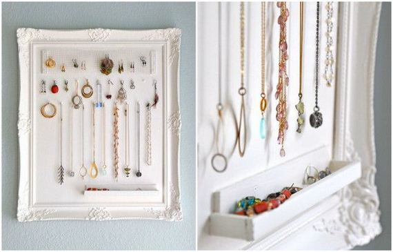How to Repurpose Old Frames - DIYCraftsGuru