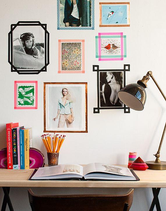 03-DIY-Poster-Frame