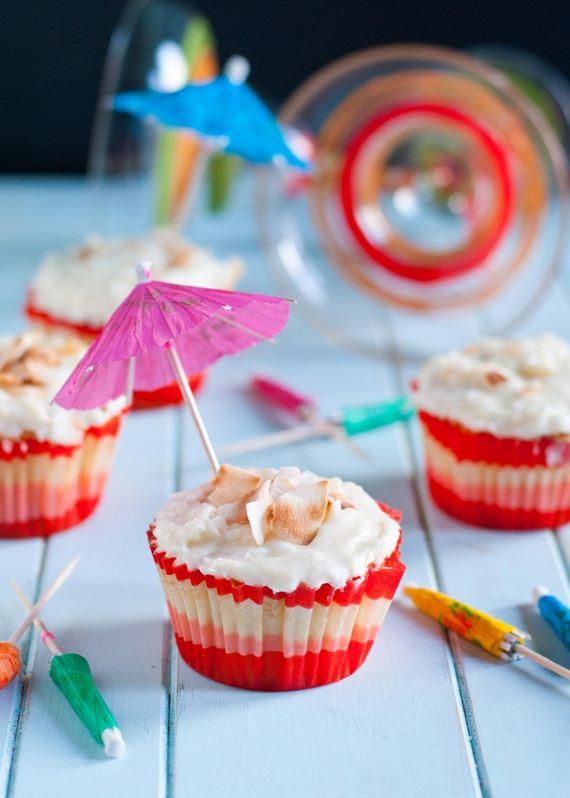 Delicious Liquor Infused Cupcakes Diycraftsguru