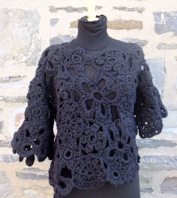 11-Crochet-Lace-Sweaters
