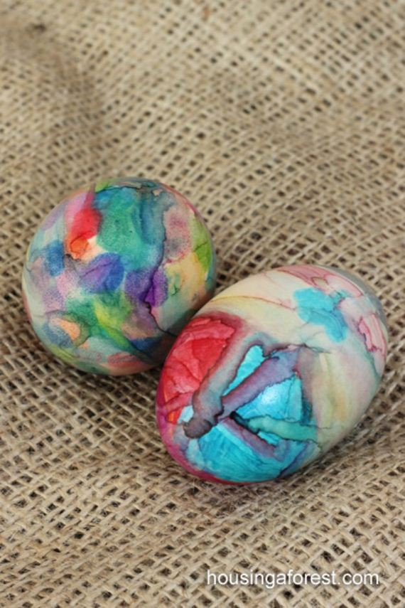 Cool easter egg decorating ideas diycraftsguru Creative easter egg decorating ideas
