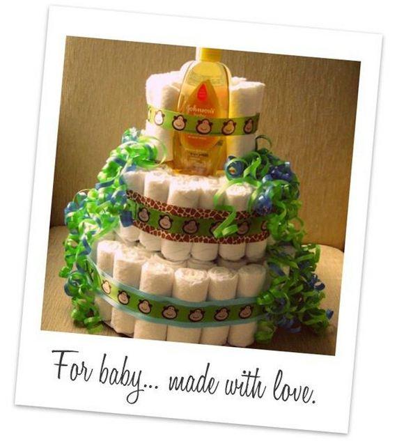 26-Stunning-Diaper-Cakes