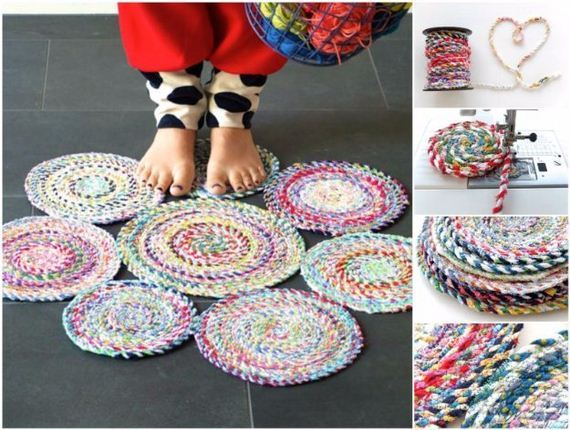 49-Fabric-Scrap-Rosette-Pillow
