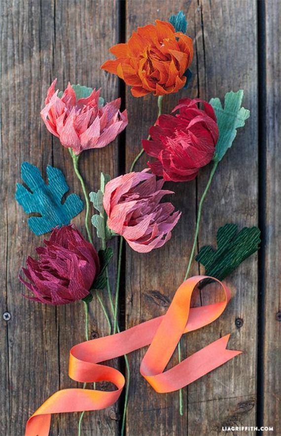 50-DIY-Paper-Flower