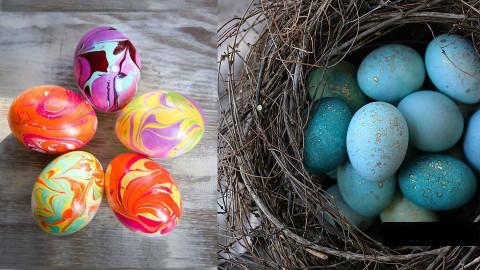 cool easter egg decorating ideas   diycraftsguru