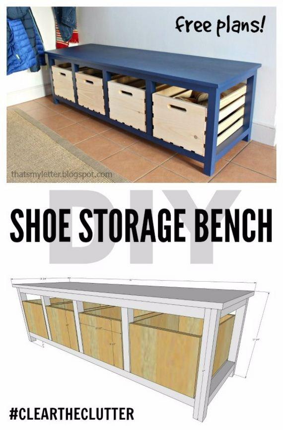 Amazing DIY Storage Ideas DIYCraftsGuru