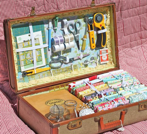 16-Incredible-Ideas-To-Upcycle-An-Old-Suitcase