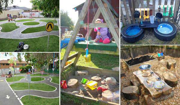 Low Cost Outdoor Activities For Kids