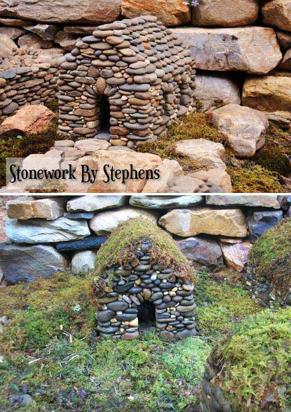 07-Mini-Garden-Stone-Houses