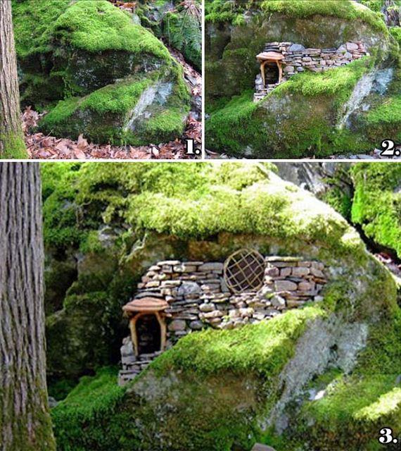 15-Mini-Garden-Stone-Houses