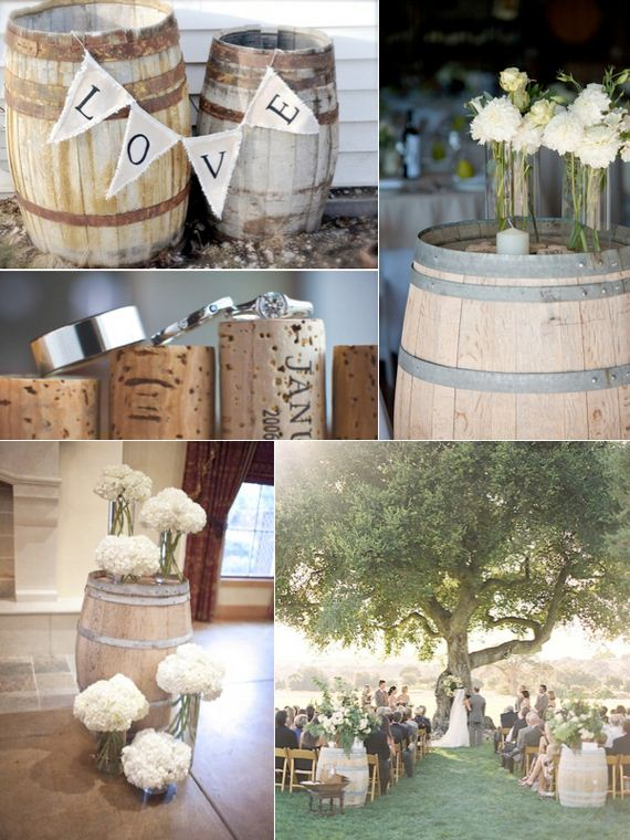 awesome diy vintage outdoor wedding ideas