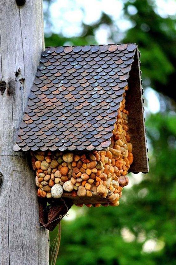 19-Mini-Garden-Stone-Houses