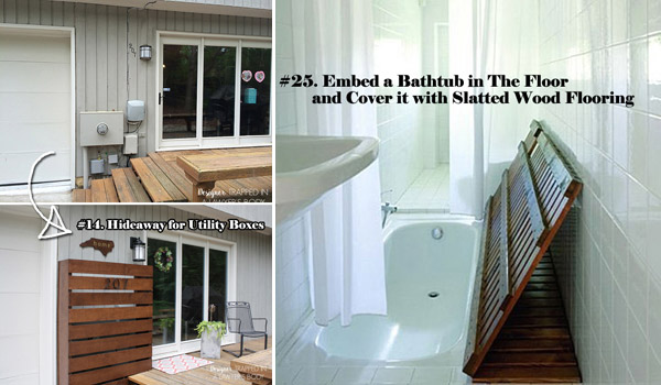 Cool Hideaway Projects