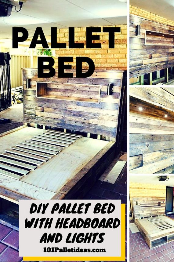 07-Best-DIY-Pallet-Bed-Projects