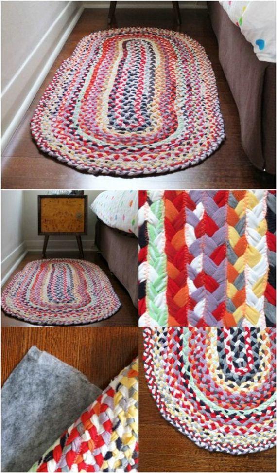 Awesome DIY Rugs For Your Home DIYCraftsGuru
