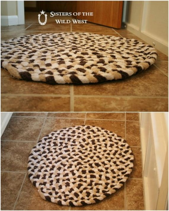 Awesome DIY Rugs For Your Home