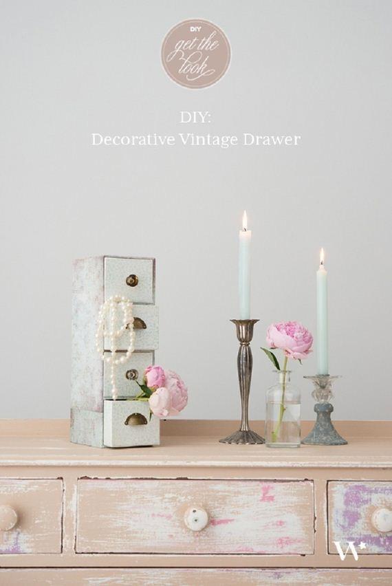 Diy Vintage Home Decor Tips Diycraftsguru