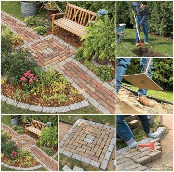 Amazing Ways To Reuse Old Bricks