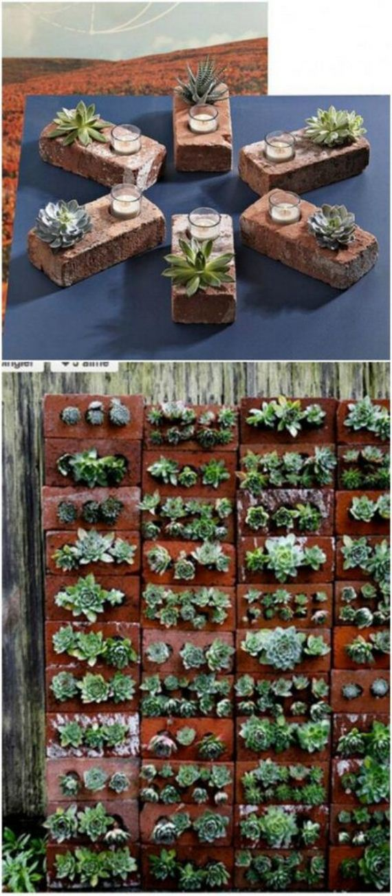 Amazing Ways To Reuse Old Bricks Diycraftsguru