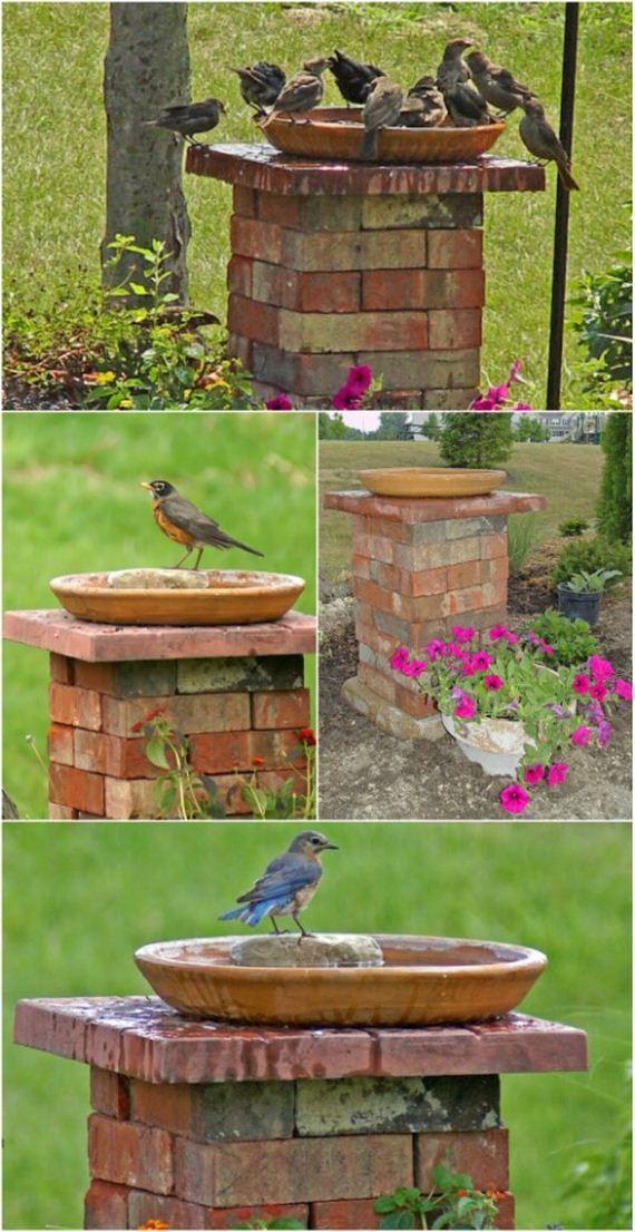 Amazing Ways To Reuse Old Bricks Diycraftsguru