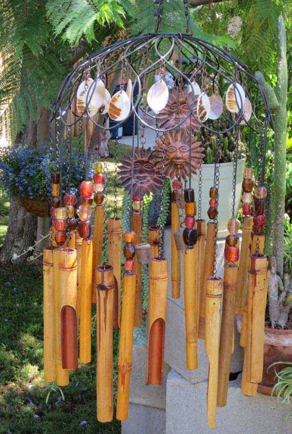 Bamboo Crafts Diy Kids