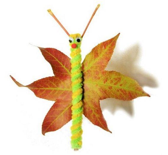 09-fun-crafts-involving-leaves
