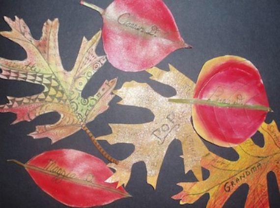 12-fun-crafts-involving-leaves