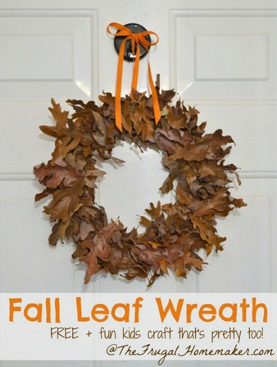 15-fun-crafts-involving-leaves