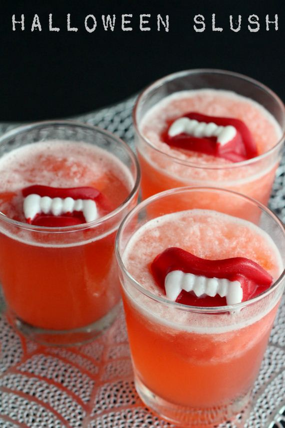 Amazing Trick-or-Treat Halloween Drinks - DIYCraftsGuru