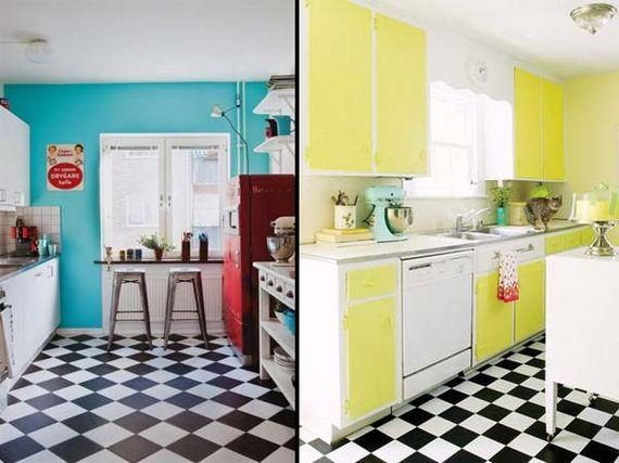07-vintage-touch-to-your-kitchen