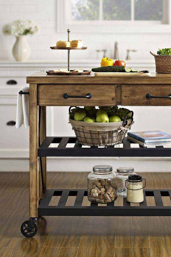08-vintage-touch-to-your-kitchen