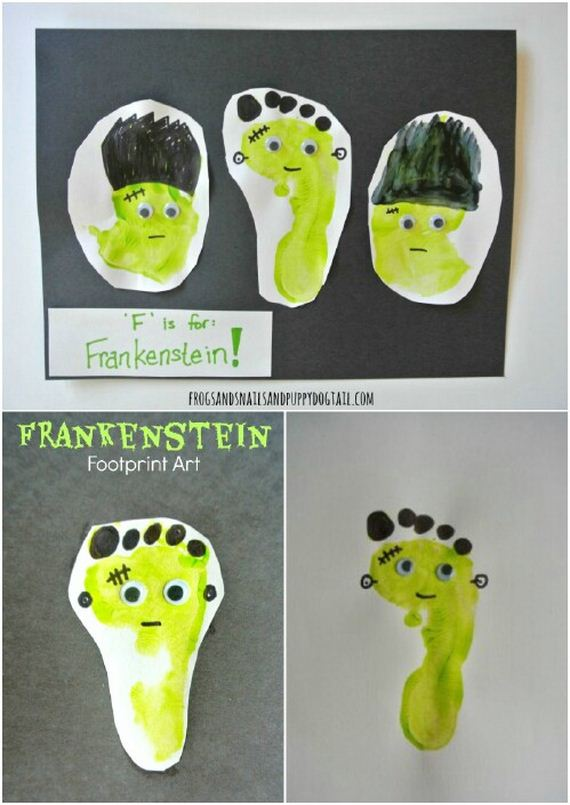 10-frankenstein-foot-monster