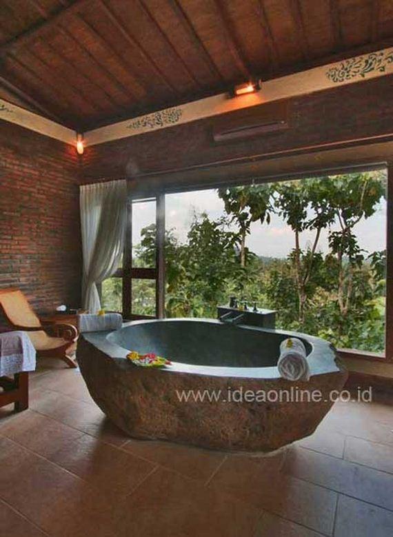 16-stone-bathtub-design-ideas