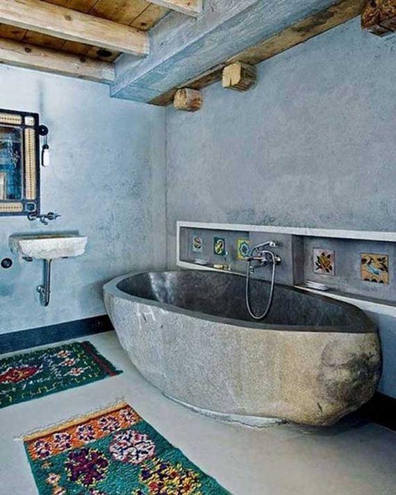 19-stone-bathtub-design-ideas