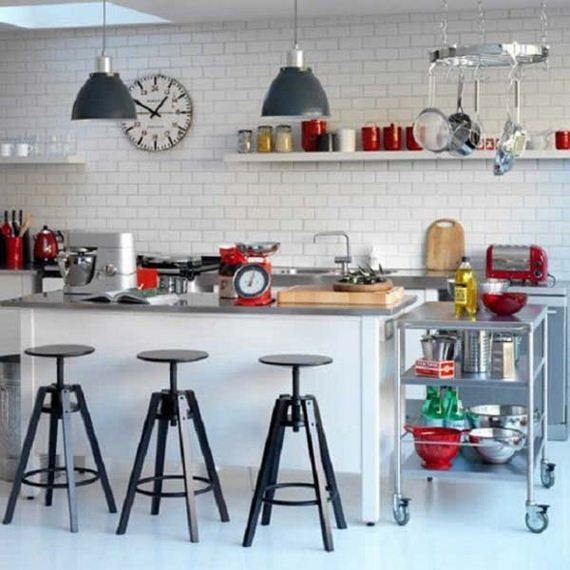 21-vintage-touch-to-your-kitchen